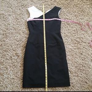 Calvin Klein Dresses - Calvin Klein Sleevess Dress in Black and White
